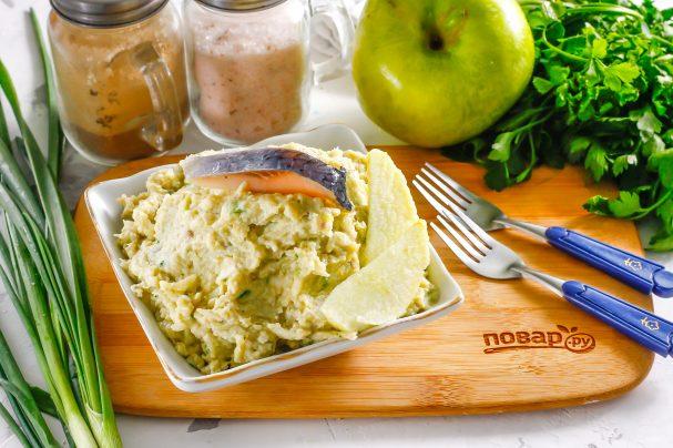 Картопляний форшмак - рецепт приготування