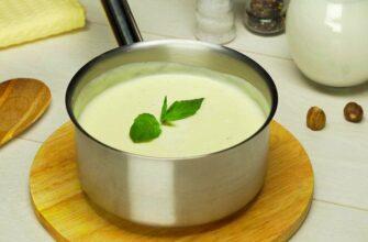 М'ясний соус «Бешамель» - рецепт приготування