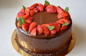 Мускусовий торт для початківців - рецепт приготування