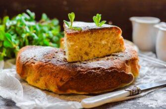 Пиріг без духовки - рецепт приготування