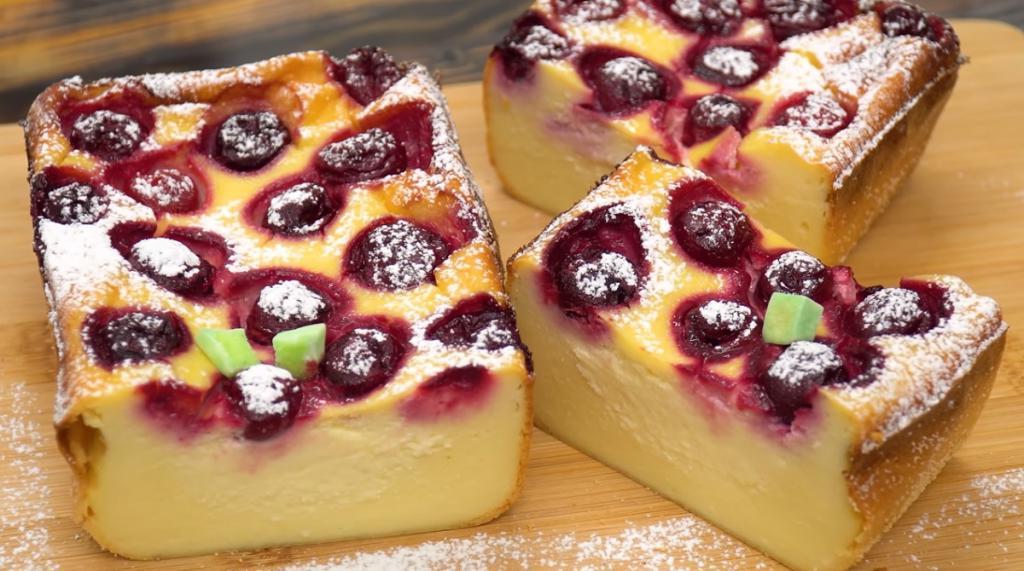 Готую корисний, чудовий десерт без борошна, цукру і масла. - рецепт приготування