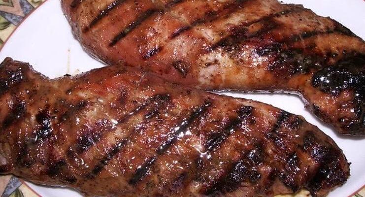 Якщо смажу м'ясо, то воно завжди гостре - рецепт приготування