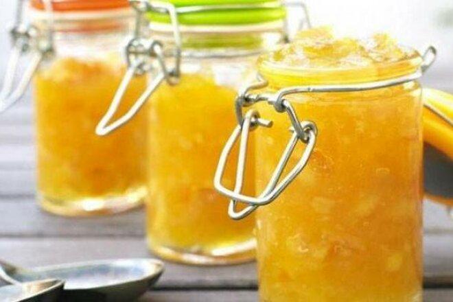 Кисло-солодке варення з апельсинів і лимонів - рецепт приготування