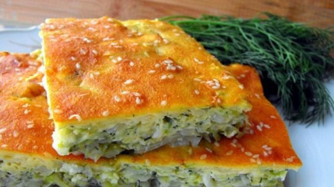 Молода капуста - рецепт приготування