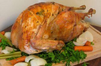 На кожне свято готую курку по-турицьке - рецепт приготування