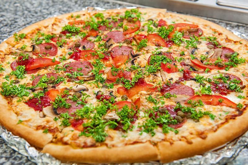 Нещодавно знайшла рецепт піци, яку готувати всього 20 хвилин - рецепт приготування