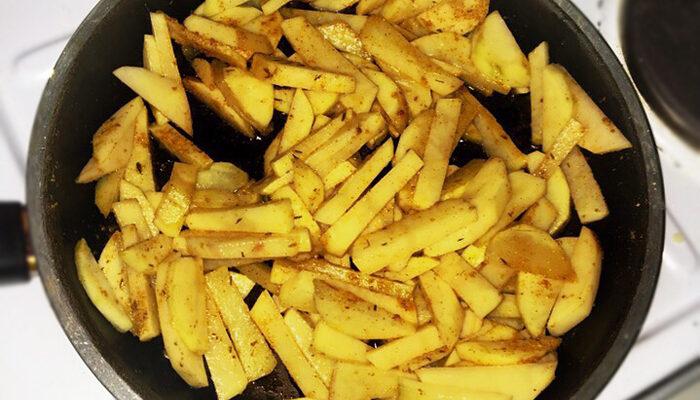 Смажена картопля моєї бабусі виходить найсмачнішою - рецепт приготування