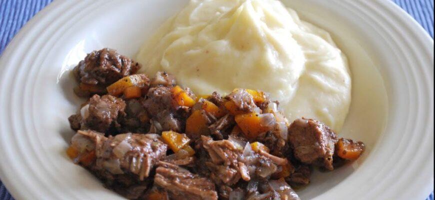Свекруха навчила готувати яловичину - рецепт приготування