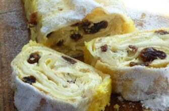 Свекруха навчила готувати ледачий штрудель з бананом і сиром - рецепт приготування