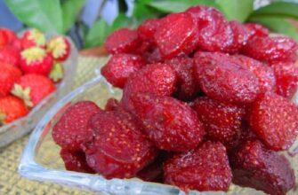 У сезон полуниці завжди роблю цукати з неї - рецепт приготування