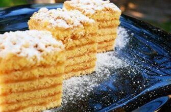 """З недавніх пір печу торт """"Небо в роті"""" - рецепт приготування"""