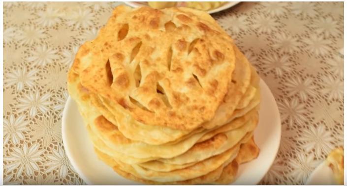 Замість хліба готую смачні коржі - рецепт приготування