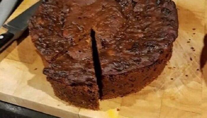 Знайшла рецепт легкого кавового пирога - рецепт приготування