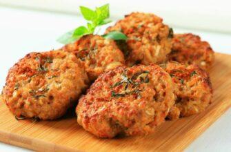 Бабусині картопляні котлети - рецепт приготування