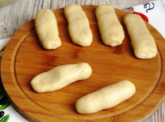 Беремо склянку кефіру і через 15 хвилин печиво «Пальчики» готове