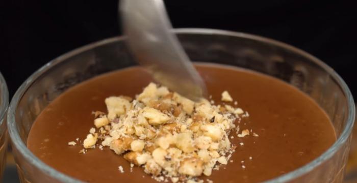 Чи не купую дітям солодощі з магазину: готую вдома повітряний шоколадний пудинг